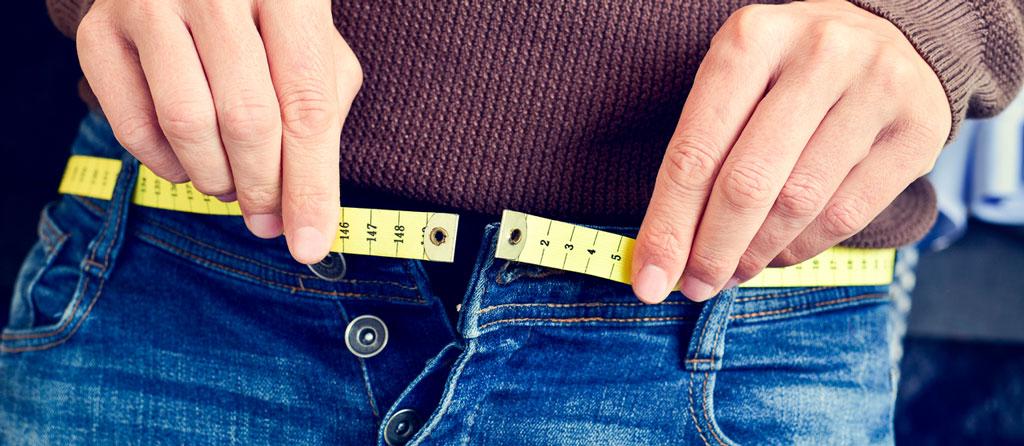 Hösengröße richtig messen