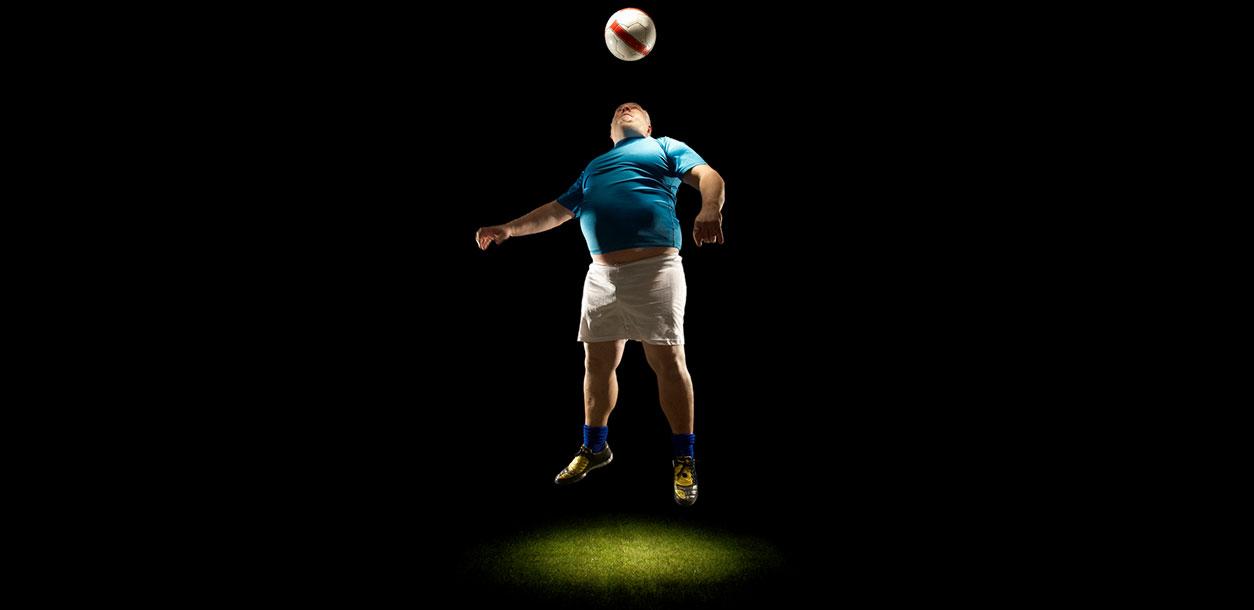 Ü100-Fußballer – selber kicken ist schöner!