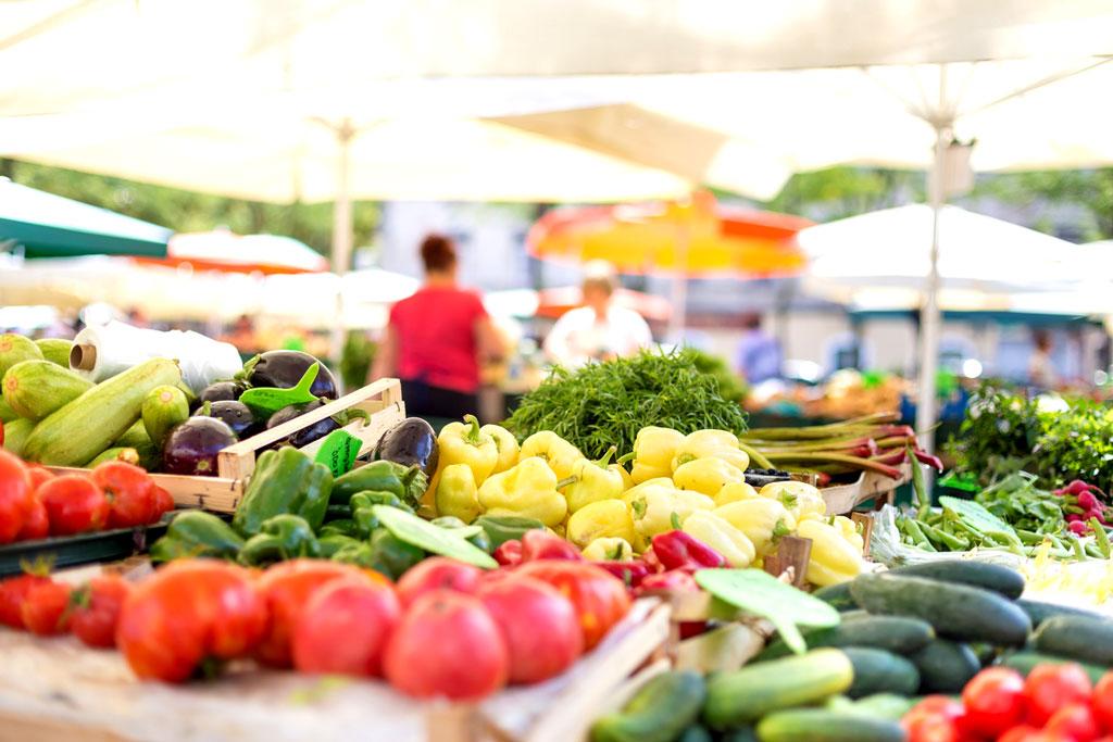 Wochenmarkt Köln Nippes