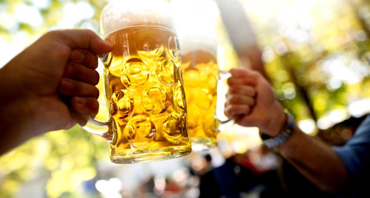 Biergärten in Deutschland