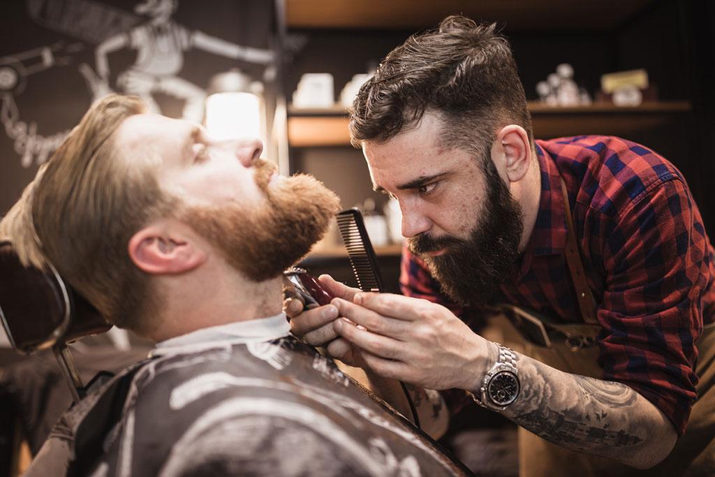 Bartpflege