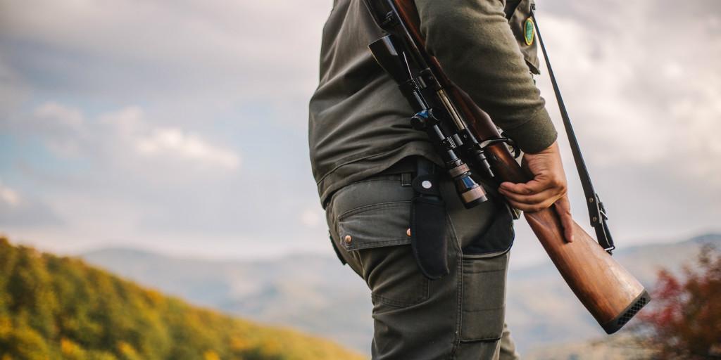Jagdbekleidung für Herren in Übergröße