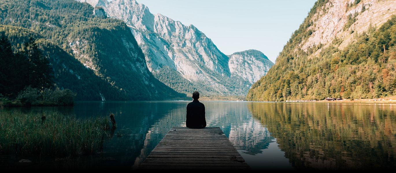 Yoga und Mediation für starke Kerle