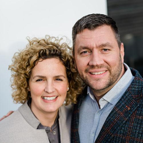 Stephan & Aliki Hinke