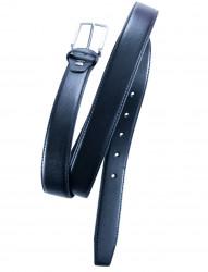 Schmaler, eleganter Ledergürtel von Lindenmann