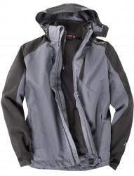 Funktionelle 3in1 Doppel-Jacke von Maier Sports