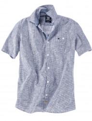 Kurzarm-Hemd mit Allover-Print von Lerros