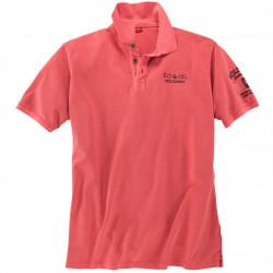 Polo Piqué-Shirt mit markanten Metallknöpfen von s.Oliver