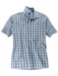Karo kurzarm Hemd von Redmond