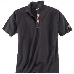 Trachtiges Poloshirt mit verzierter Knopfleiste von Orbis