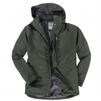 Funktionelle Outdoor-Jacke mit praktischen Details oliv_316 | 6XL