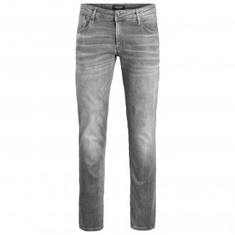 Bequeme, lässige Jeans mit Stretch mittelgrau_GREY | 42/30