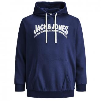 """Kapuzenhoodie mit """"jack&Jones""""-Logo-Print marine_NAVY   3XL"""