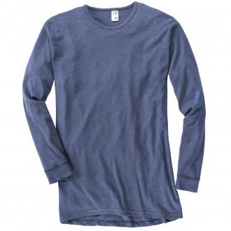 Unterhemd langarm mit Thermofunktion dunkelblau_360 | 8
