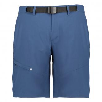 Softshell Trekking- und Radhose 4 Way-Stretch blau_352   3XL