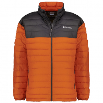 Ultraleichte, wärmende Funktions-Steppjacke mit Omni-Heat™ orange_820   3XL