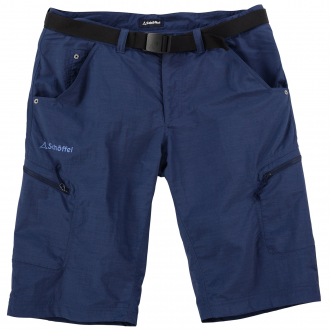 "Sportliche Cargo-Short ""Silvaplana"" dunkelblau_8180   62"