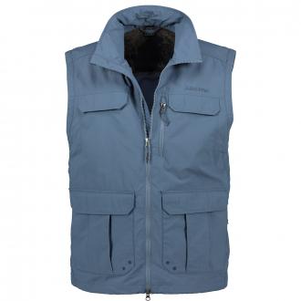 "ZipIn-Funktionsweste ""Vest sondrio1"" blau_8860 | 64"