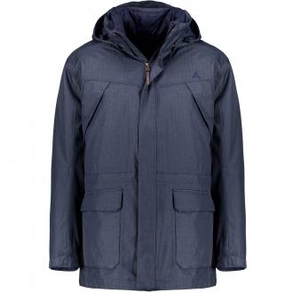 "3in1 Parka ""Cusco"" - der exklusive Allrounder dunkelblau_8270   60"