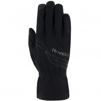 Multifunktioneller Softshell-Handschuh mit Gore-Tex schwarz_000 | 10