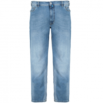 Jeans in Future-Flex-Qualität hellblau_67/42   62