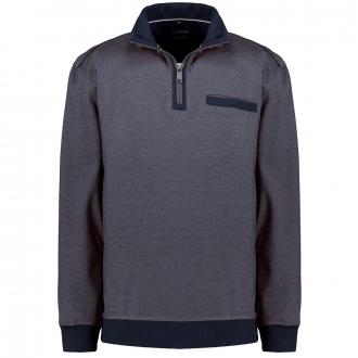 Troyer aus Premium-Baumwolle marine_105 | 3XL