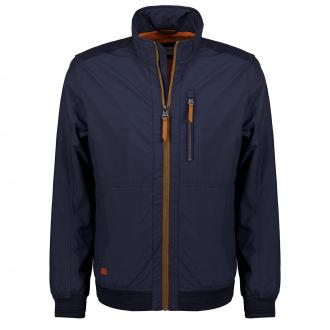 Leichter Outdoor-Blouson, wetterfest dunkelblau_43/400   62