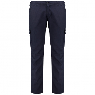 Hose aus Baumwoll-/Leinenmix mit Stretch marine_79/410   28