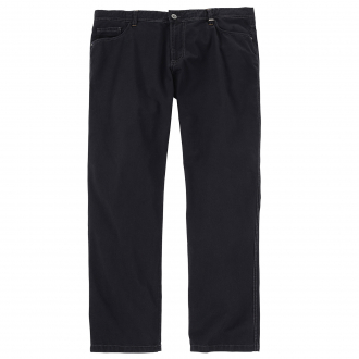 Bequeme Hose in 5-Pocket-Form mit Stretchanteil dunkelblau_40 | 50/30