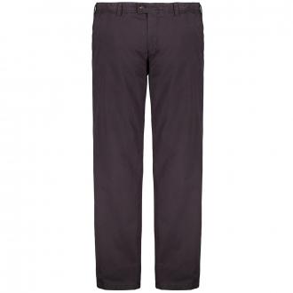 """Hochwertige, elastische Stoffhose """"Jim"""" aus Pima-Cotton anthrazit_06   60"""