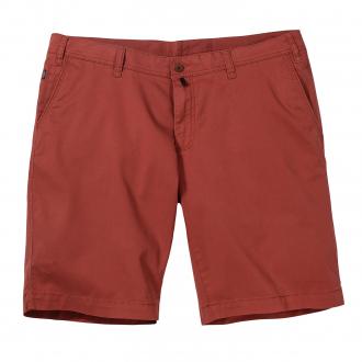 Super bequeme Chino-Short mit Stretch-Anteil rot_430 | 28