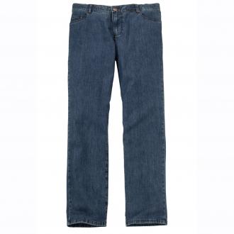 Leichte Stretch-Jeans mit Elasthananteil blau_25 | 29