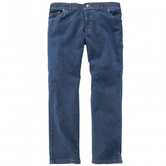 Five Pocket Jeans mit Kurzleibbund dunkelblau_23 | 29
