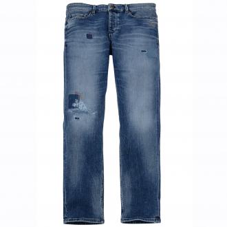 Angesagte Jeans mit cooler Waschung und Used-Effekten jeansblau_54Z4 | 48/30