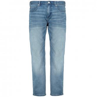 Stretch-Jeans mit modischer Waschung jeansblau_54Z4 | 48/30