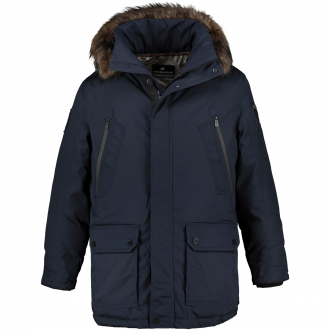 Winterjacke mit abnehmbarer Kapuze marine_0877   60
