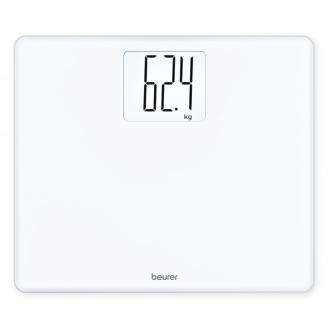 Personenwaage mit XXL-Display und extrahoher Tragkraft (200 kg) weiß_WEIß | One Size