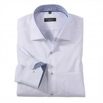 Elegantes Cityhemd, langarm weiß_00 | 47