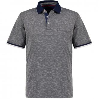 "Stretch-Poloshirt ""Easycare"", kurzarm blau_105/40 | 3XL"