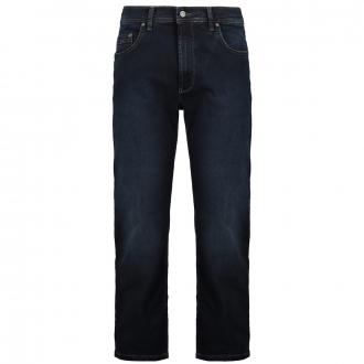 Klassische Jeans in Megaflex-Qualität mittelblau_14   42/30