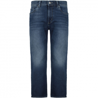Jeans in Megaflex-Qualität dunkelblau_36 | 36