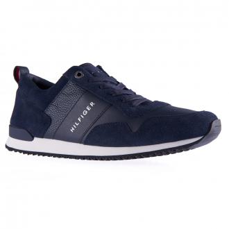 "Schnür-Sneaker ""Iconic"" dunkelblau_403 | 43"