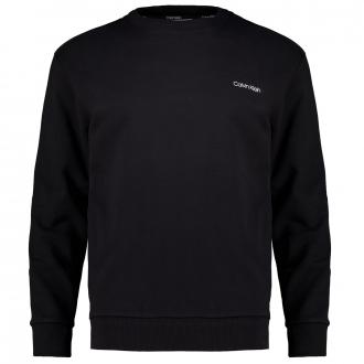Sweatshirt aus Biobaumwolle schwarz_BEH | 3XL