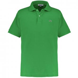 Klassisches Polohemd aus Baumwoll-Piqué, kurzarm grün_QMN | 3XL