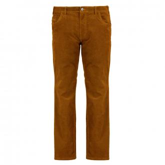 "Cordhose ""Milton"", 5-Pocket-Form, mit Elasthan beige_2300   44/30"