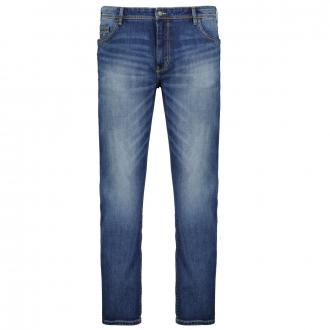 "Jeans ""Milton"", 5-Pocket-Form, Modern Fit, mit Elasthan jeansblau_4210 | 48/30"