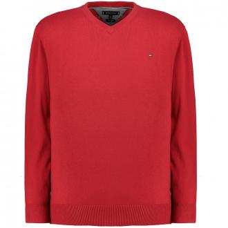 Pullover mit Cashmereanteil rot_XT1 | 4XL