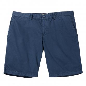 Modische Chino-Short blau_0702   36
