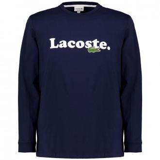 "Longsleeve mit ""Lacoste""-Print marine_166 | 3XL"