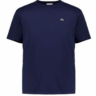 Kurzarm-T-Shirt aus Pima-Baumwolljersey marine_166 | 3XL